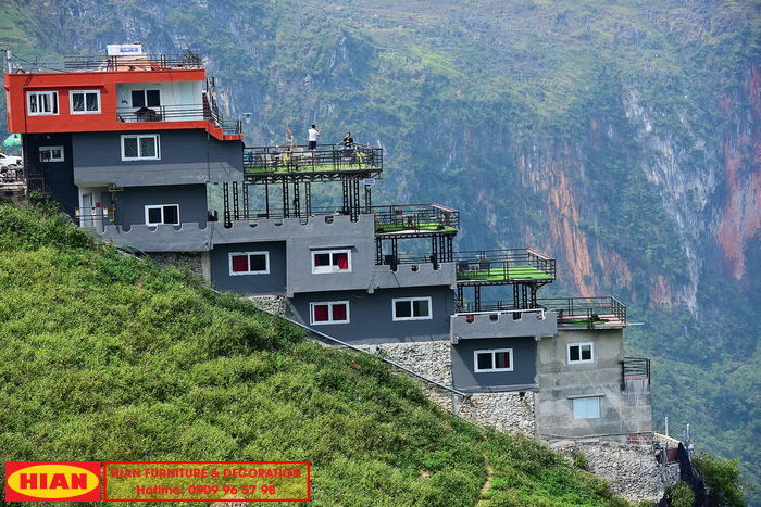 Khách Sạn Panorama Đèo Mã Pì Lèng