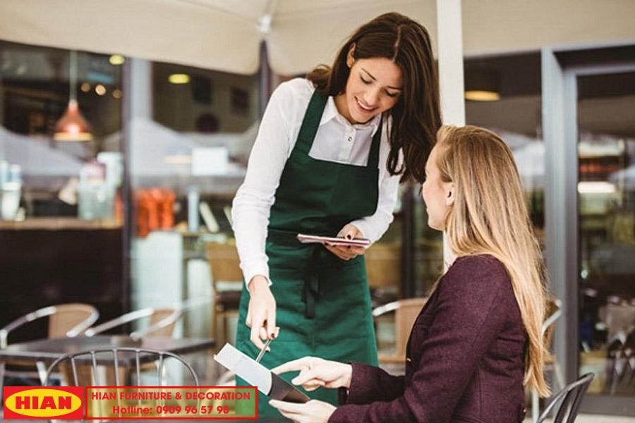 Mẫu Nội Quy Dành Cho Nhân Viên Phục Vụ Quán Cafe