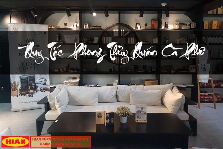 Phong Thủy Quán Cafe